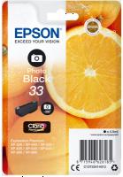 Epson Ink Premium černá Photo No.33 (C13T33414012)