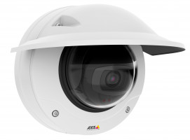 AXIS Q3515-LVE 9MM, Fixed Dome Network Camera
