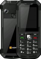 AGM M3 stříbrná
