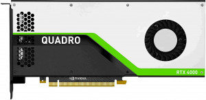 HP NVIDIA Quadro RTX 4000 8GB (3)DP + USBc (5JV89AT)