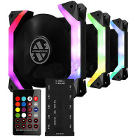 ABKONCORE Spider Spectrum Fan 3 in 1