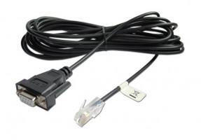 "APC UPS Communications Cable Smart Signalling 15""/4,5m - DB9 to RJ45"