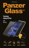 PanzerGlass Samsung Galaxy S9+, black Case Friendly + Clear Case