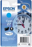 Epson Ink No.27 Cyan (C13T27024012) 3,6ml