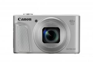 Canon PowerShot SX730 HS stříbrný Travel kit