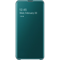 Samsung Clear View Cover Galaxy S10e, zelená