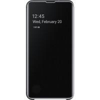 Samsung Clear View Cover Galaxy S10e, černá