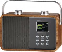 Albrecht DR 850 Digitalradio mit Farbdisplay a Bluetooth