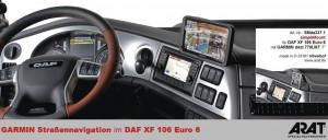 Arat simpleMount fr DAF Truck XF 106 Euro 6 ab Bj.ď13.