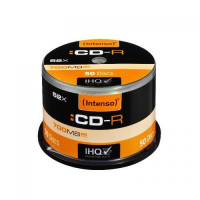CD-R Intenso [ cake box 50 | 700MB | 52x ] (1001125)