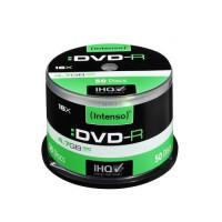 DVD-R Intenso [ cake box 50 | 4.7GB | 16x ] (4101155)