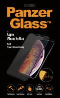 PanzerGlass Apple iPhone Xs Max Case Friendly Privacy, black