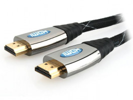 Gembird HDMI male-male premium quality kabel High Sped Ethernet, 1.8 m (CCP-HDMI4-6)