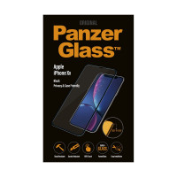 PanzerGlass Apple iPhone XR Case Friendly Privacy, black