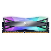 ADATA DDR4 8GB 3000-16 XPG D60 gray | RGB light strip