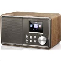 Albrecht DR 471, rádio s barevným displejem, lískový oříšek