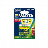 VARTA Batteries R3 1000 mAh 4pcs ready 2 use (BAVA 5703)