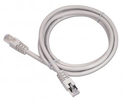 Gembird Patch kabel RJ45, cat. 6, FTP, 0.25m, šedý (PP6-LSZH-0.25M)