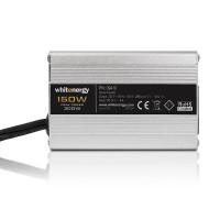 Whitenergy Napěťový měnič DC/AC z 24V na 230V 150 W, USB (09410)