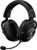 Logitech G PRO X Gaming Headset černá