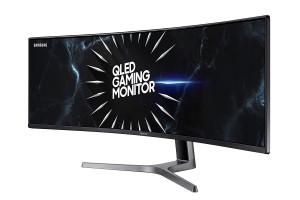 "Samsung C49RG90 49"" Herní prohnutý ultrawide monitor"