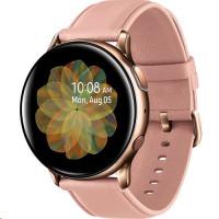 Samsung Galaxy Watch Active2 nerezové 40mm růžovo-zlatá