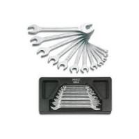 HAZET Dvojitý-vidlicový klíč sada 450N/12