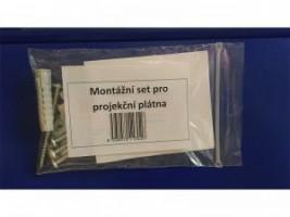 Montážní set pro projekční plátna (XRT-00060)