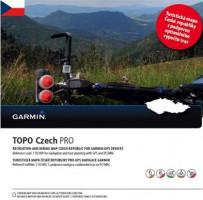 Garmin Topo Czech PRO 2015, microSD/SD karta (010-12365-00)