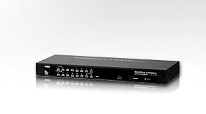 """ATEN 16port KVM, PS/2+USB, OSD, rack 19"""", (CS-1316A)"""