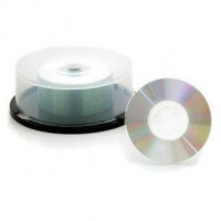 MEDIARANGE CD-R 8cm 220MB 24x PRINTABLE spindle 50pck