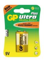 Alkalická baterie GP Ultra Plus 1x 6LF22 (1017511000)