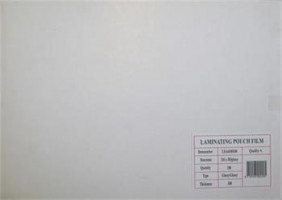 PEACH/OEM Laminovací folie lesklé 100ks A4, 100mic