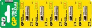 Alkalická Baterie GP 27A (1021002715)