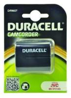 DURACELL Baterie - DR9657 pro JVC BN-VF714U, černá, 1540 mAh, 7.4V