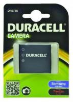 DURACELL Baterie - DR9715 pro Samsung NP-1, černá, 700 mAh, 3.7V