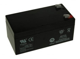 Alarmguard 12V 3,2Ah olověný akumulátor F1