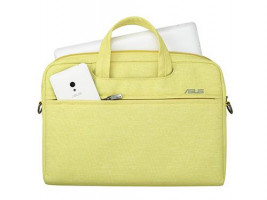 "Asus EOS SHOULDER BAG - 12"", žlutý (90XB01D0-BBA020)"