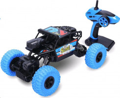 "Amewi Crazy Crawler ""Blue"" 4WD RTR 1:10 Rock Crawler"