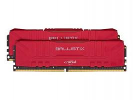 Ballistix 16GB sada DDR4 2x8GB 3200 CL16 DIMM 288pin červená