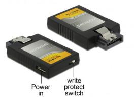 Delock SATA 6 Gb/s Flash Module 8 GB A19 vertical