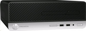 HP PC HP ProDesk 400 G6 SFF, Core i3-9100, 8GB RAM, 256GB SSD, DVD+/-RW DL Windows 10 Pro 64-bit [DEU](7EL88EA#ABD)