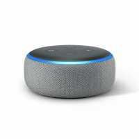 Amazon Echo Dot (3. Generation) světle šedý