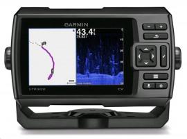 Garmin Striker Plus 5cv (GPS sonar)