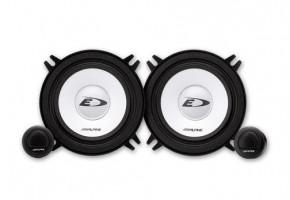 Alpine SXE 1350S car speaker 2-way 250 W