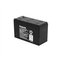 Baterie Panasonic UP-VW1245P1 do UPS AEG/ 12V/ 9,0Ah/ životnost 6-9let