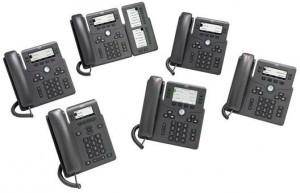 Cisco CP-6821-3PCC-K9 IP Phone Multiplatform