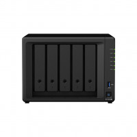 Synology DiskStation DS1520+ NAS/storage server J4125 Ethernet LAN Desktop černá