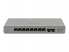CISCO Meraki Go - GS110-8 8 Port Switch
