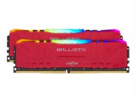 Ballistix RGB - DDR4 - 16 GB: 2 x 8 GB - DIMM 288-PIN - ungepuffert